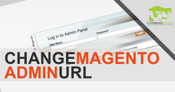 How to Change the Admin URL of your Magento Store