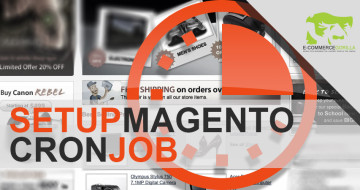 How to setup a Magento cronjob